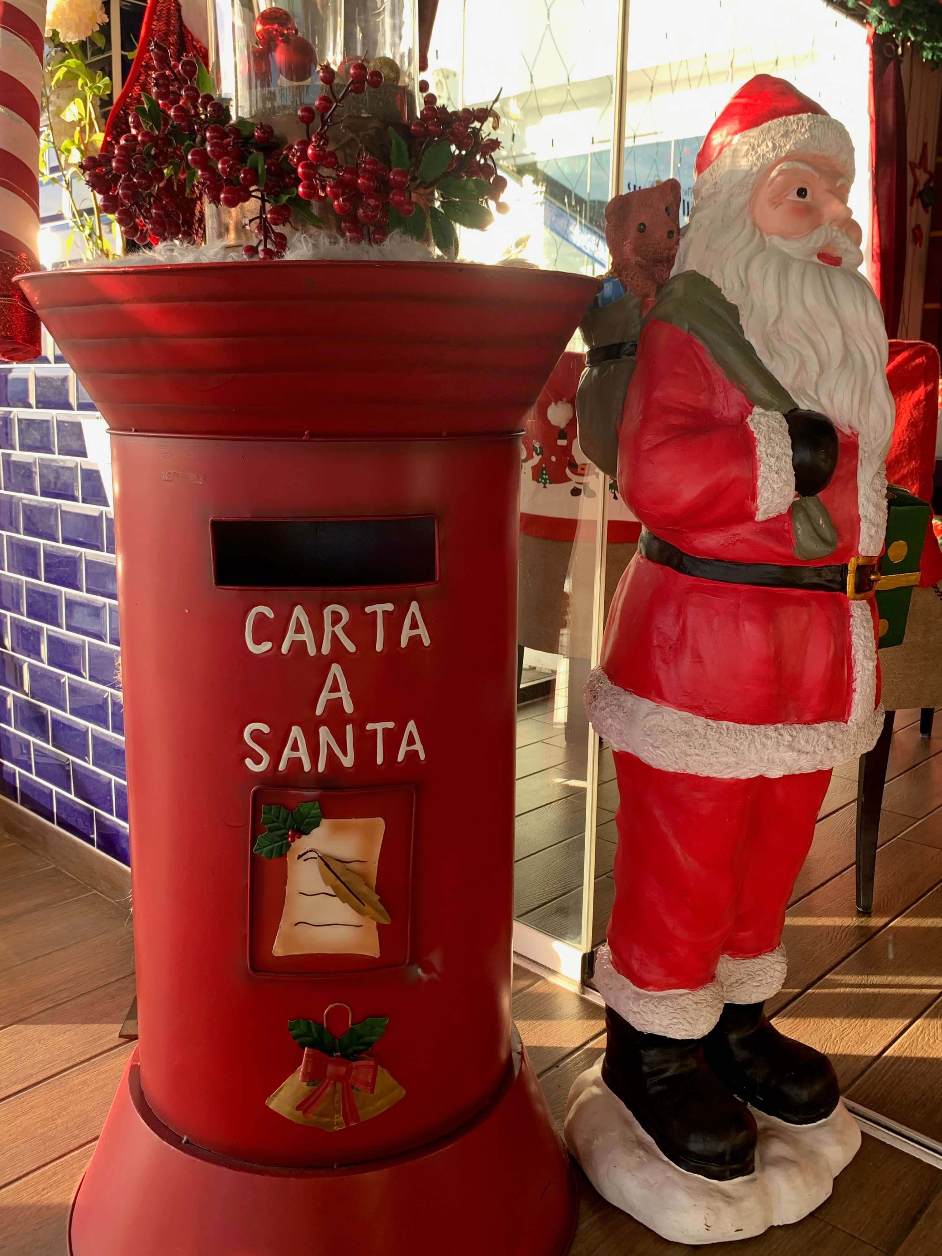 Christmas in Spain - Santa Claus