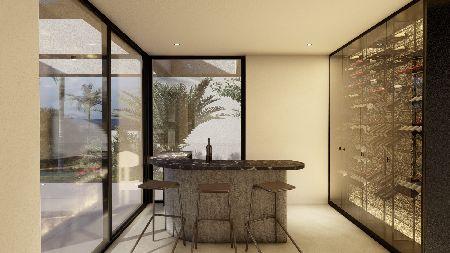 49 luxury villas with breathtaking sea views in Estepona